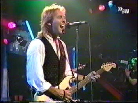 """BABY COME BACK"" Live with Peter Beckett 1991"