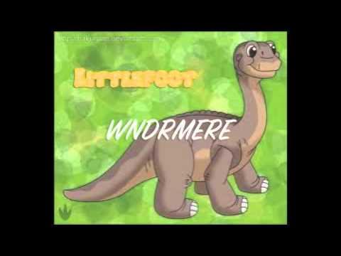 Littlefoot - WNDRMERE
