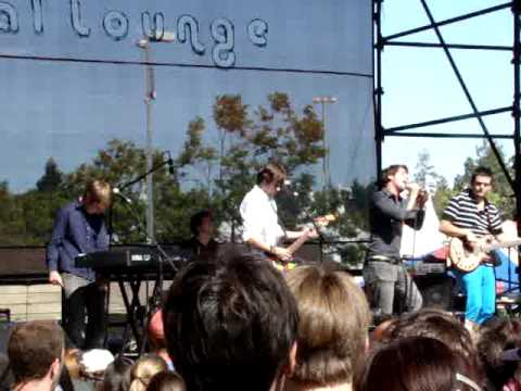 Dizzy Balloon - Flagpole Sitta (Harvey Danger cover live @ BFD 09`)