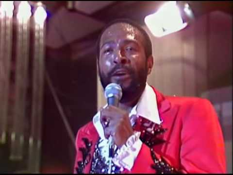 Marvin Gaye - Let`s Get It On live in Montreux 1980
