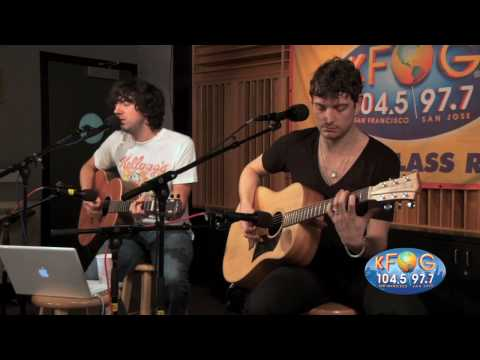 Snow Patrol - Run (Live On KFOG Radio)