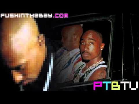 2Pac - Nowhere 2 Run (Scared 2 Die), 2011 [Pushin` The Bay / PTBTV EXCLUSIVE]