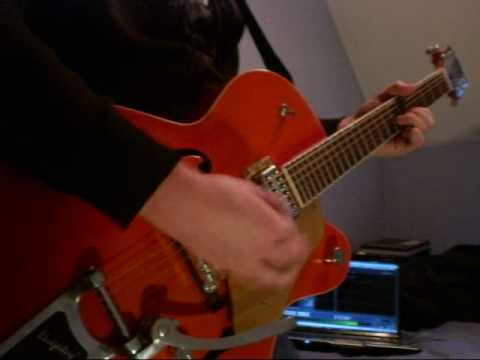 Gretsch G5120 w/ TV Jones Sounds