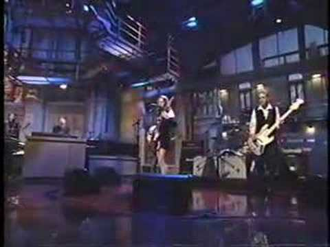 Liz Phair on Letterman - Supernova