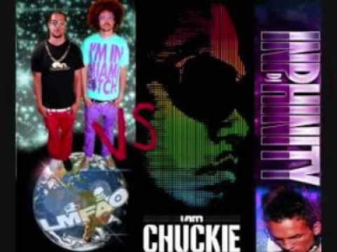 Chuckie Vs LMFAO Let the Bass Kick In Miami Bitch