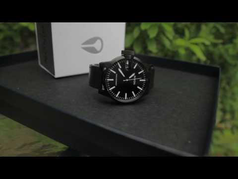 Nixon Watches -- The Rotolog & The Chronicle