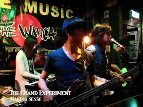 The Grand Experiment ????- Making Sense