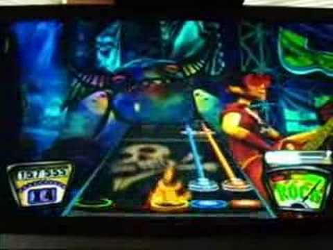 Local H - Bound For The Floor Guitar Hero 2 Custom