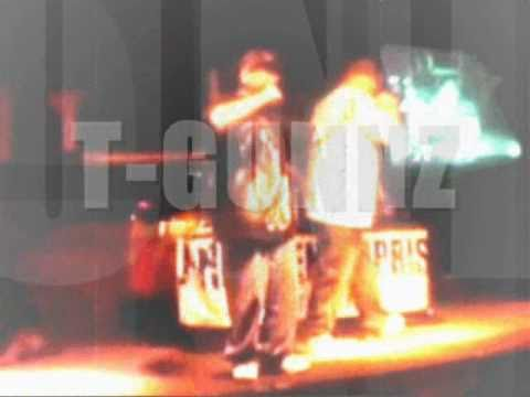 TGTV T GUNNZ & CONCRETE PERFORMING LIVE AT LOCAL CELEBRITY ALLSTAR SHOWCASE 2008