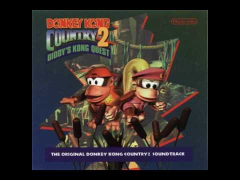 Donkey Kong Country 2 OST - Lockjaw`s Saga ~ Ship Hold Theme