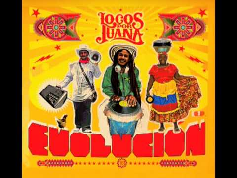 "Locos Por Juana ""Evolucion"" EP Preview - Online July 27, 2010."