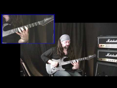 Learn how to play the diatonic mode scales - with Rob Chappers