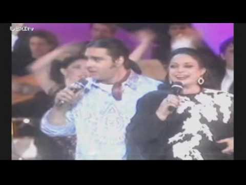 Antonio, Rosario y Lolita Flores -Coraje de Vivir (Videoclip)
