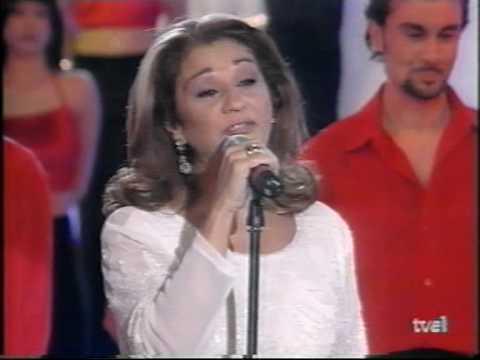Lolita Flores ( sarandonga) Nochevieja 2001