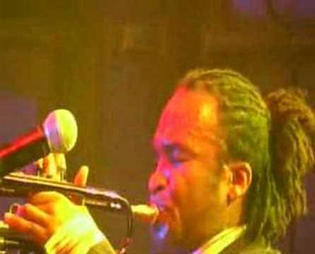 Abram Wilson, Big Chill Festival 2007