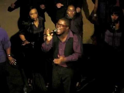 Fill My Cup- London Community Gospel Choir ft. Chris Weaver Pt 1