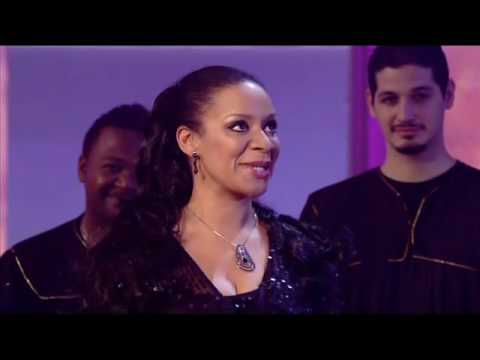 Rowetta and the London Community Gospel Choir on the Alan Titchmarsh show 2009