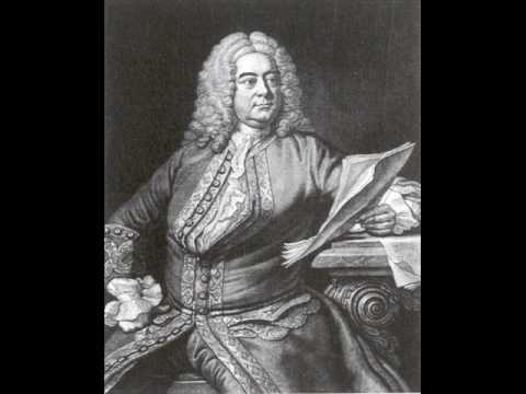 Handel`s Messiah - `And the Glory of the Lord`