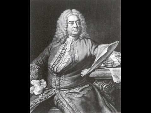 Handel`s Messiah - `For Unto Us a Child is Born`