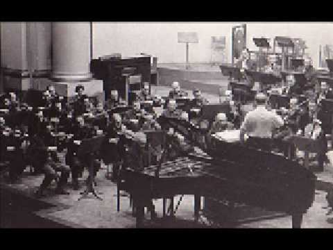 Rubinstein plays Tchaikovsky Piano Concerto no.1 op.23 - (1/4)