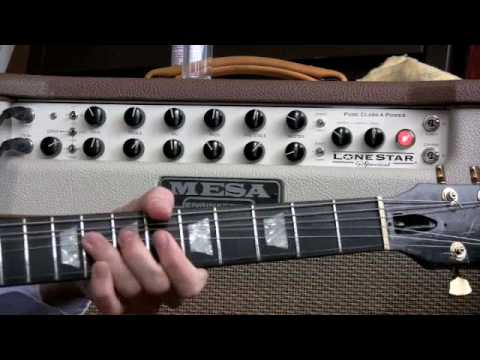 Mesa Boogie Lonestar Special Demo