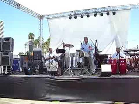 salsa..live @ long beach jazz fest 2008
