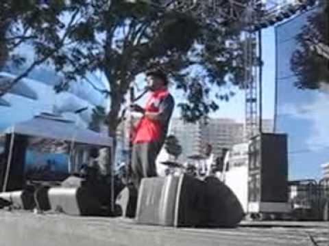 Marcus Miller Long Beach Jazz Festival