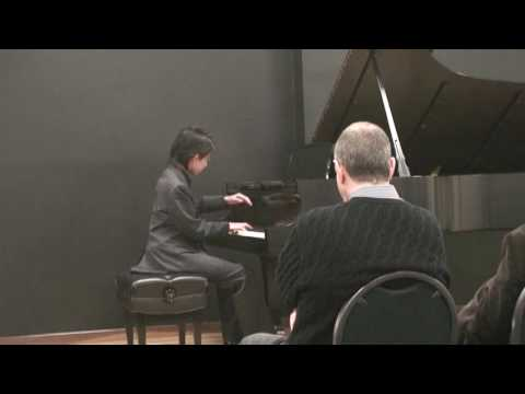 Brahms Rhapsody in G minor Op. 79 No. 2