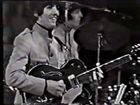 Live at Wembley in `65 - Ticket To Ride & Long Tall Sally