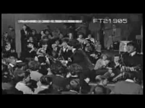 The Beatles-Twist And Shout (Live en Drop In!) (HD)