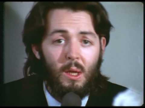 Beatles - The Long and Winding Road ( Phil Spector Orchestration )