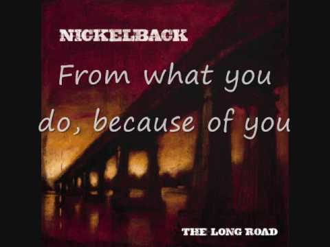 Nickelback Because Of You