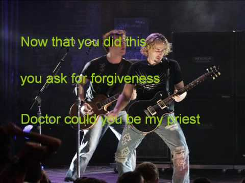 Nickelback - Because of you + Lyrics