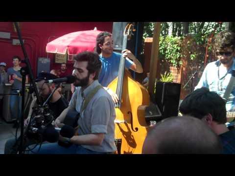 Lord Huron and Calder Quartet - The Stranger live @ Home Slice Pizza