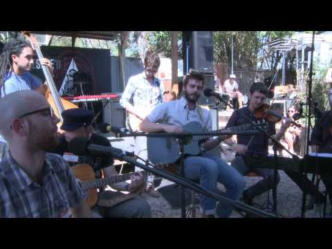 Lord Huron with the Calder Quartet - When Will I see You Again - SXSW 11