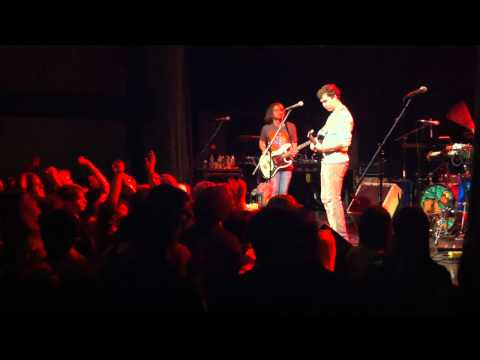 Surfer Blood - Swim (Live CMJ, Bowery Ballroom NYC Oct 22 2010) thenewlofi.com