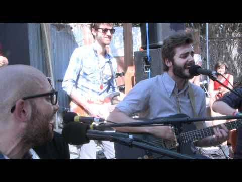 Lord Huron with the Calder Quartet - Into the Sun - SXSW 11