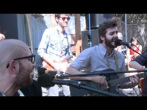 Lord Huron with the Calder Quartet - Into the Sun - SXSW 11