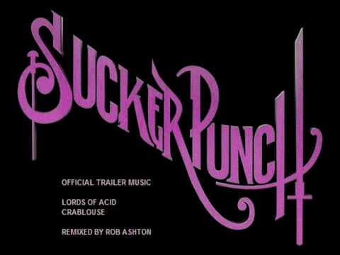 Sucker Punch Soundtrack Trailer Music: Lords of Acid - The Crablouse (Instrumental)