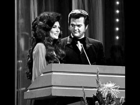 Conway Twitty & Loretta Lynn - AS SOON AS I HANG UP THE PHONE