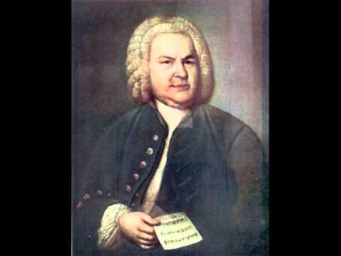 Johann Sebastian Bach - Violinkonzert in a-Moll BWV 1041 - 2. Satz