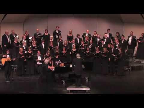 Santa Clarita Master Chorale How the West was Sung Part 1