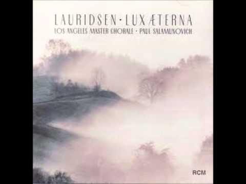 O Magnum Mysterium- M. Lauridsen