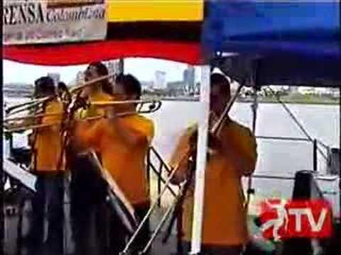 Chino Espinoza - Colombian Festival