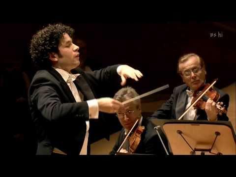 Mahler Symphony No1-1&2M (2/5) Gustavo Dudamel Los Angeles Philharmonic