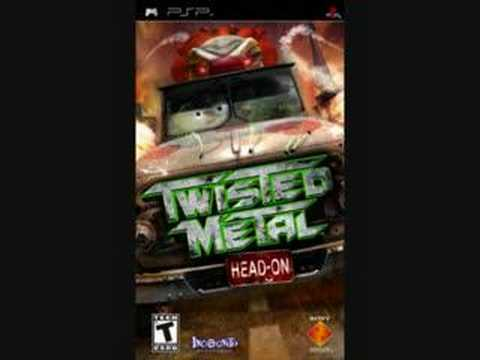 Twisted Metal Head On OST - Los Angeles