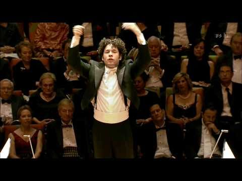 Mahler Symphony No1-3M (3/5) Gustavo Dudamel Los Angeles Philharmonic