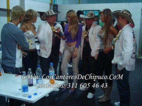 LUZ DARY - LO NUEVO DE LOS CANTORES DE CHIPUCO
