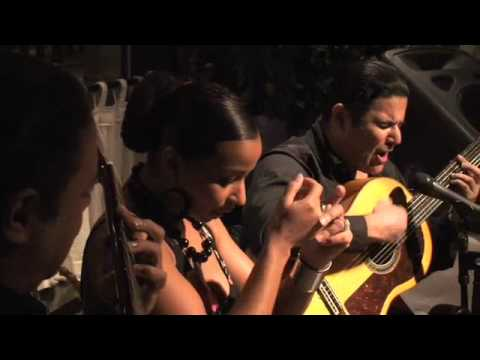 """ Contigo o Sin Ti"" the Cintron Brothers live, unplugged"