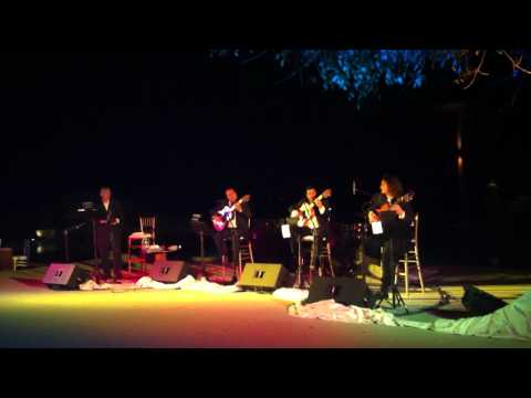 Los Cintron perform New Years Even at Amanyara Resort in Turks and Caicos -200/2011